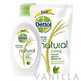 Dettol Natural Caring Shower Gel