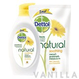 Dettol Natural Soothing Shower Gel