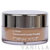 New CID i-finish Translucent Loose Powder