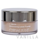 New CID i-dazzle Shimmering Loose Powder