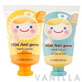 Etude House Mini Anti-Germ Hand Lotion