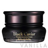 Holika Holika Black Caviar Wrinkle Recovery Cream