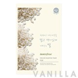 Innisfree Natural Essential Mask (Rice)