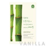 Innisfree Natural Essential Mask (Bamboo)