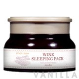 Innisfree Wine Sleeping Pack