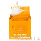 Dermalogica Solar Defense Wipes SPF15