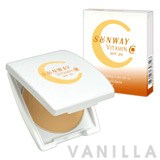 Sunway Vitamin C Two Way Powder Cake SPF20