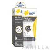 Cancer Council Active Sunscreen SPF50