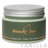 Kangzen-Kenko Beauty Zen - Green Tea Mask