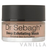 Dr Sebagh Deep Exfoliating Mask Sensitive Skin Formulation