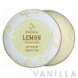 Urban Rituelle Lemon Cheesecake Lip Balm