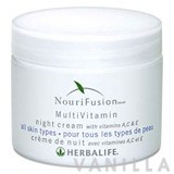 Herbalife NouriFusion MultiVitamin Night Cream