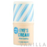 Etude House Eye's Cream Mint Cooling