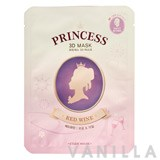 Etude House Princess 3D Mask Red Wine