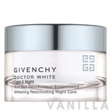 Givenchy Doctor White Light 2 Night Whitening Reactivating Night Care