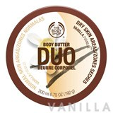 The Body Shop Vanilla Body Butter Duo