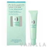 Pure & Mild T-Zone Balancing Gel