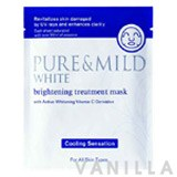 Pure & Mild Brightening Treatment Mask