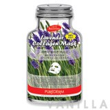 Purederm Lavender Collagen Mask