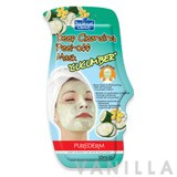 Purederm Botanical Choice Deep Cleansing Peel-off Mask Cucumber