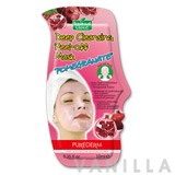 Purederm Botanical Choice Deep Cleansing Peel-Off Mask Pomegranate