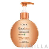 L'oreal EverSleek Sulfate-Free Smoothing System Humidity Defying Leave-In Creme