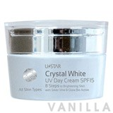 U Star Crystal White UV Day Cream SPF15