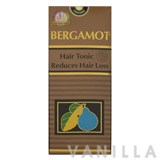 Bergamot Hair Tonic Reduces Hair Loss