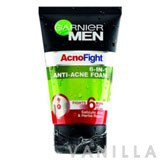 Garnier Men AcnoFight 6-in-1 Anti-Acne Foam