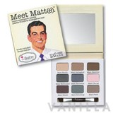 The Balm Meet Matt(e) Matte Eyeshadow Palette