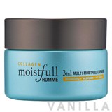 Etude House Collagen Moistfull Homme 3 in 1 Multi Moistfull Cream