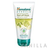 Himalaya Herbals Almond & Cucumber Peel-Off Mask
