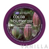 Boots Extracts Cocoa Butter Sugar Scrub