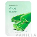 Etude House Aloe Mask