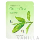 Etude House Green Tea Mask