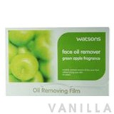 Watsons Face Oil Remover Green Apple