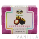 Abhaibhubejhr Mangosteen Peel Soap Bar
