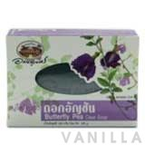 Abhaibhubejhr Butterfly Pea Clear Soap