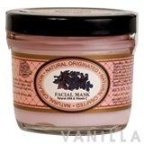 Beauty Cottage Wild Berry & Yoghurt Bright & White Facial Mask