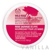 The Face Shop Wild Rose Nourishing Hand Butter