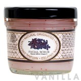 Beauty Cottage Wild Berry & Yoghurt Bright & White Facial Scrub