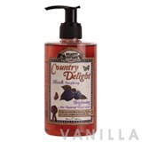 Beauty Cottage Country Delight Black Raspberry Brightening Antibacterial Hand Wash