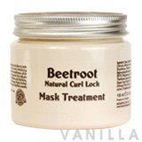 Beauty Cottage Beetroot Natural Curl Lock Mask Treatment