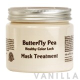 Beauty Cottage Butterfly Pea Healthy Color Lock Mask Treatment