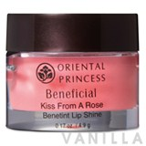 Oriental Princess Kiss From A Rose Benetint Lip Shine