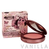 Beauty Cottage Forever Beauty Powder Foundation SPF25 PA+++