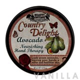 Beauty Cottage Country Delight Avocado Nourishing Hand Therapy