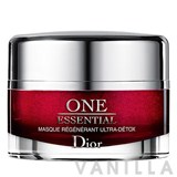 Dior Capture Totale One Essential Masque Regenerant Ultra-Detox Mask