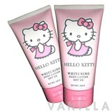Hello Kitty Whitening Body Lotion SPF25