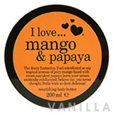 I Love... Mango & Papaya Body Butter